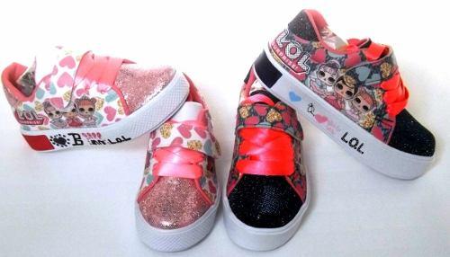 Zapatos Lol Surprise Colombianos Y Fila Para Niñas