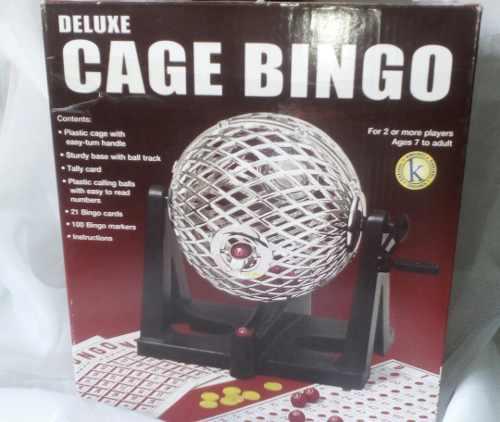 Bingo Juego De Mesa Familiar