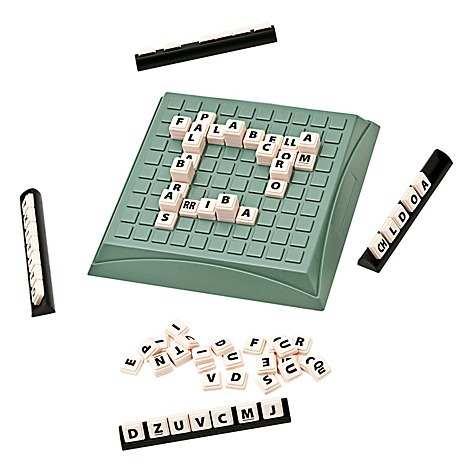 Espectacular Juego De Mesa Palabras Arriba- Scrabble