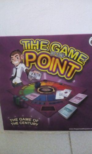 Juguete Juego De Mesa The Game Point Juguete