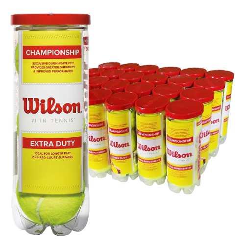 Pelotas De Tenis Wilson Championship - Pelotas Wilson Tenis