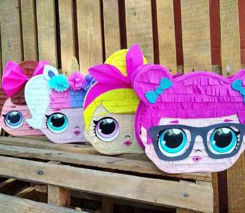 Piñatas Y Mini Piñatas Cotillones Infantiles