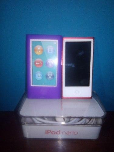 iPod Nano 7ma Generación (nuevo)