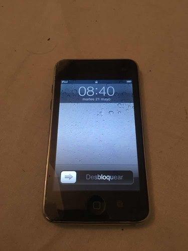 iPod Touch 3ra Generación De 32gb Leer La Descripcion !!