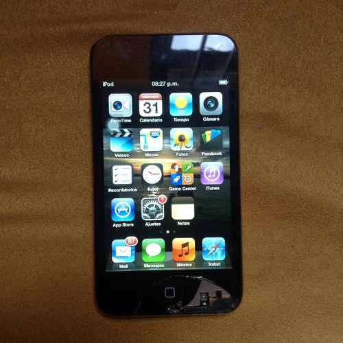 iPod Touch 4g 16gb Mica Partida