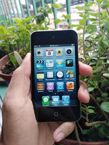 iPod Touch 4ta Generación De 64gb