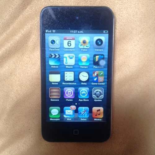 iPod Touch 4ta Generacion De 16gb