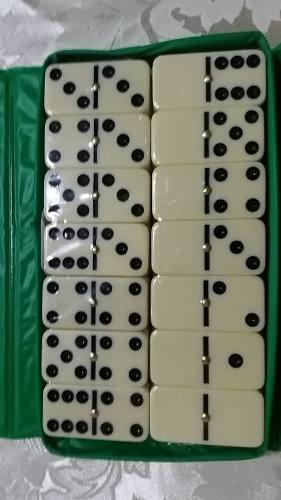 (oferta)juego De Domino De 28 Piezas, Marca Corona
