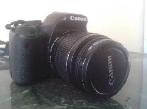 Camara Canon Eos 600d Fotografía Y Vídeo