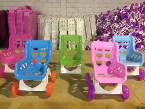 Coche De Plásticos Para Muñecas Oferta Somos Fabricantes
