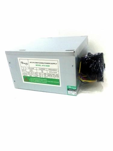 Fuente De Poder Emerald De 500watts Para Pc Nueva
