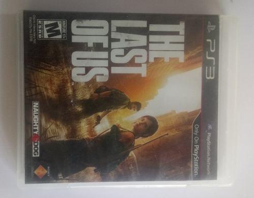 Juego Original Playstation 3 The Last Of Us Y Mas