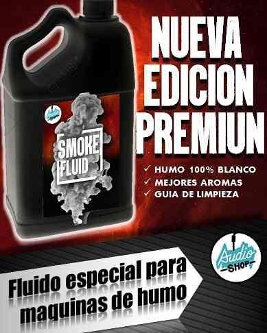 Liquido Para Maquina De Humo Alta Densidad