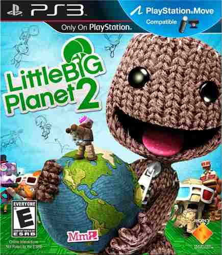 Little Big Planet 2 Ps3 - Formato Digital