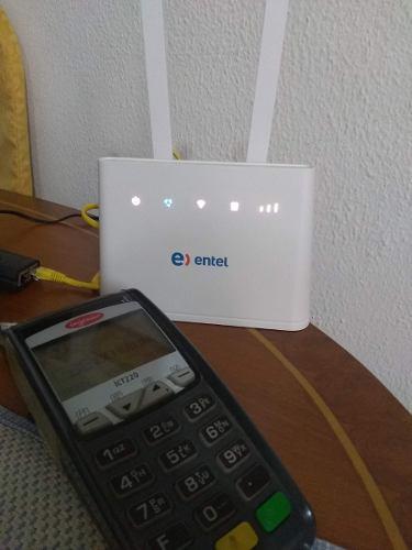 Router Entel Soluciones De Comunicación Para Tus Puntos