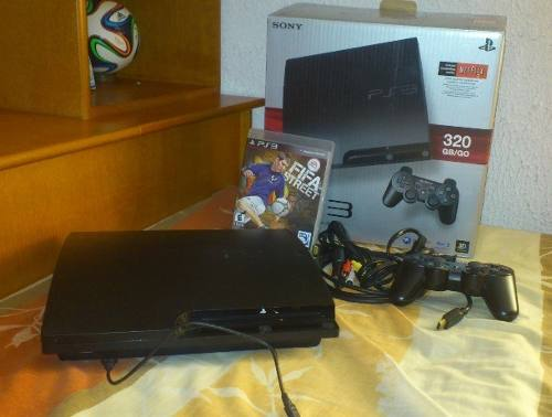 Venta De Ps3 Consola De Playstation 360 Gb.