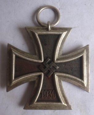 Antigua Medalla Alemana Cruz De Hierro gm! Oferta!
