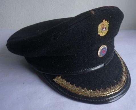 Antiguo Quepis Oficial Del Ejército Venezolano Años