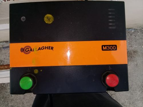 Controlador Electrico Para Cercas De Ganado