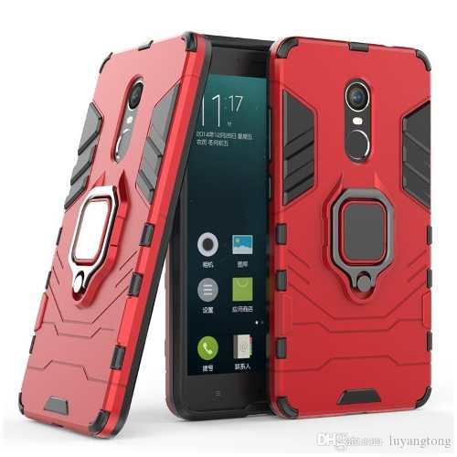Forro Xiaomi Redmi 7 Shockproof Con Anillo Tienda! Case