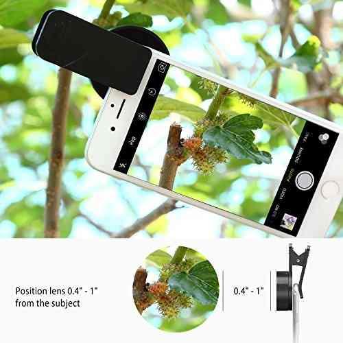 Para Celular Aukey Ora Lente Camara iPhone ° Gran Amz
