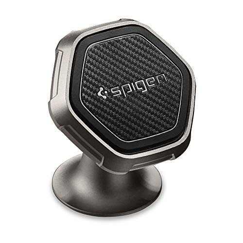 Para Celular Spigen Qs40 Kuel Soporte Magnetico iPhone Amz