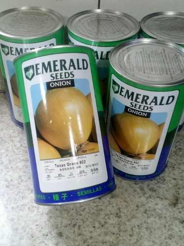 Semilla De Cebolla. Insumos Agricolas