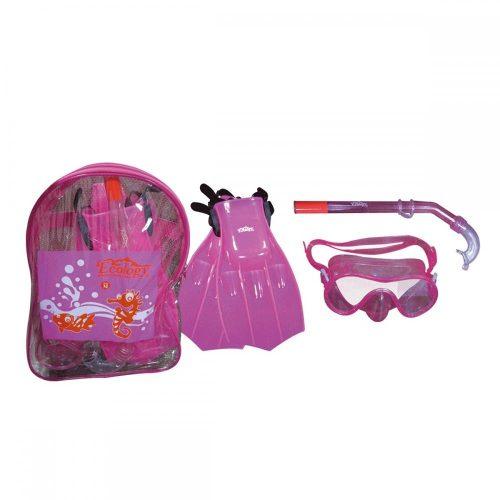 Set De Buceo Infantil(Careta, Snorkel,chapaletas) Ecology