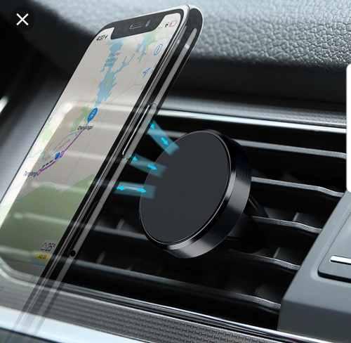 Soporte Base Magnético Para Teléfonos Gps Pantallas