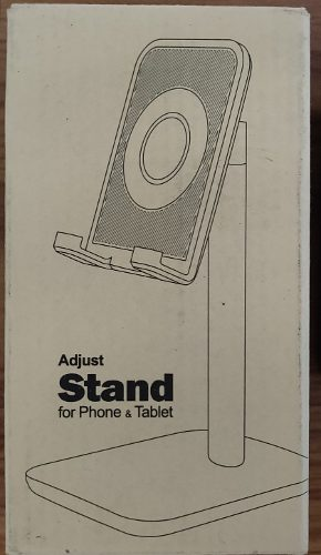 Stand Ajustable Universal Para Celulares Y Tablets.
