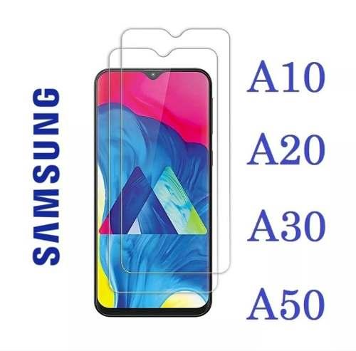 Vidrio Templado Para Samsung Serie Original A10/a20/a30/a50
