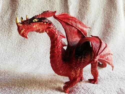 Figuras De Dinosaurios Y Dragones  C/u