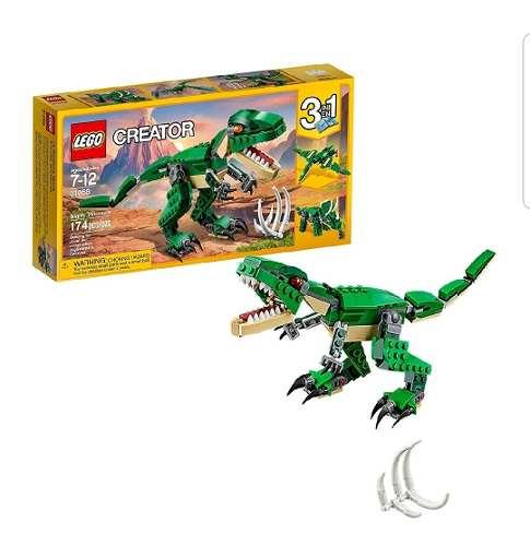 Lego Creator Grandes Dinosaurios 3 En 1 De 174 Piez Original