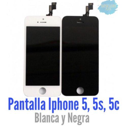 Pantallas iPhone 5, 5c Y 5s. Negra Y Blanca. Distribuidores.