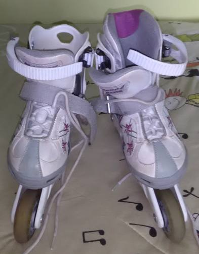 Patines Lineales Bladerunner Talla  Ajustable