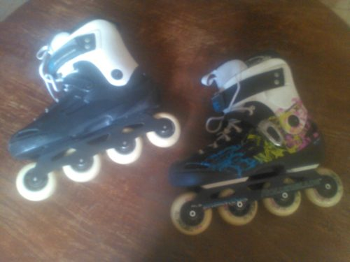 Patines Roller Blade Talla 45