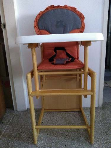 Silla De Comer Infantil Convertible