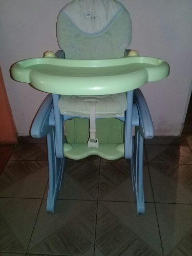 Silla/mesa De Bebe