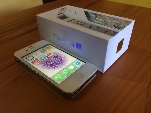 iPhone 4s Impecable