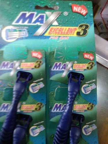 Afeitadora Max 3 Oferta Blíster De 12 Unidades