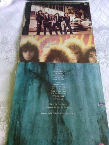 Bon Jovi Lote De 3 Lp Vinil Record Rock Venezuela Epic