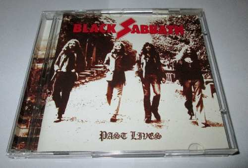 Cd De Black Sabbath, Past Lives