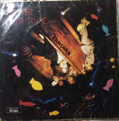 Disco Vinyl Importado: The Cure Close To Me Extended Version