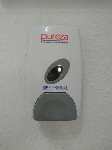 Dispensador De Gel Antibacterial Pureza 750ml Incluye Gel