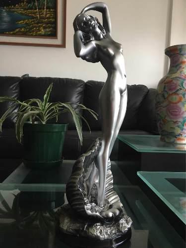 Escultura En Resina Nacimiento De Venus De William Bougu