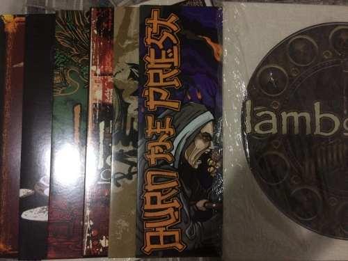 Lamb Of God Hourglass Anthology Vinil Vinyl Lp Coleccion