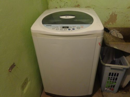 Lavadora Automatica Lg 12 Kilos