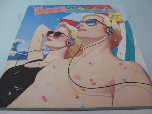 Lp / Llena Tu Cabeza De Rock 85 / Vinyl / Nacional /