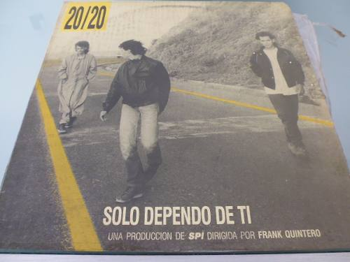 Lp /  / Solo Dependo De Ti / Vinyl / Rock Nacional