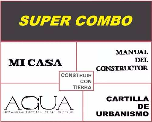 Manual Del Constructor Popular - Luis López - Super Combo
